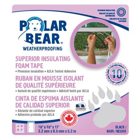 Superior Insulating Foam Tape