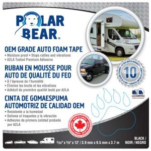 Automotive Foam Tapes