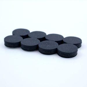 Self adhesive anti slip pads