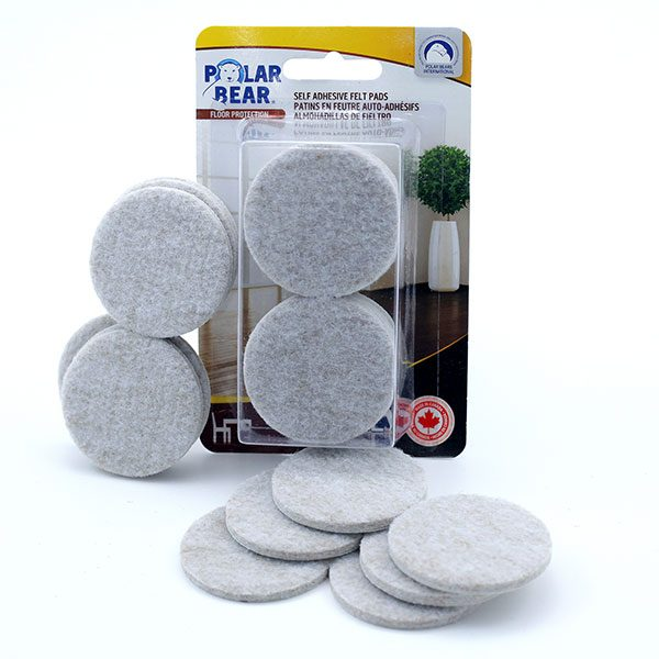 Self adhesive felt value pack